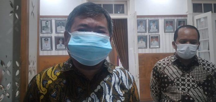 Bupati Garut, H Rudy Gunawan